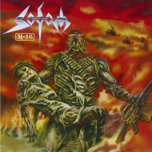 Sodom – M-16 CD