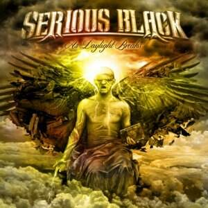 Serious Black – As Daylight Breaks CD
