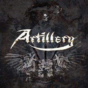 Artillery – Legions CD
