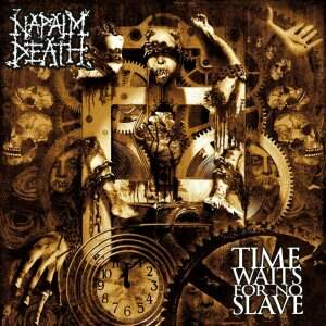 Napalm Death – Time Waits For No Slave CD