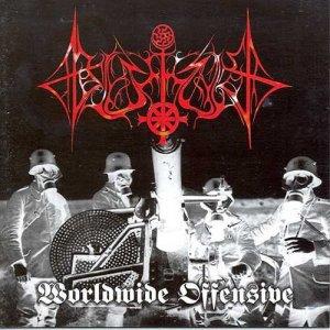 Blutkult – Worldwide Offensive CD