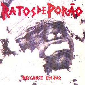 Ratos De Porão – Descanse Em Paz CD