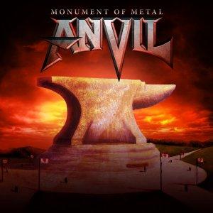 Anvil – Monument of Metal CD