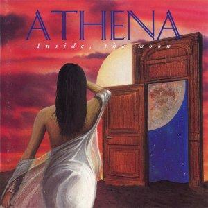 Athena – Inside The Moon CD