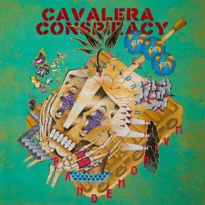 Cavalera Conspiracy – Pandemonium CD