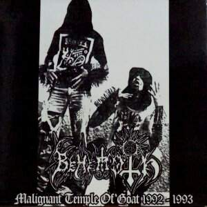 Behemoth – Malignant Temple Of Goat (Digipack) CD