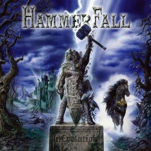 Hammerfall – (r)Evolution CD