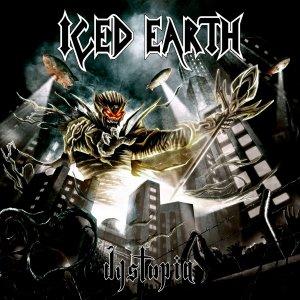 Iced Earth – Dystopia CD