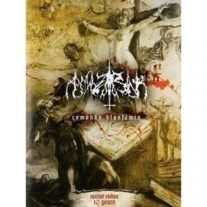 Amazarak – Comando Blasfêmia: Special Edition 10 Years DVD