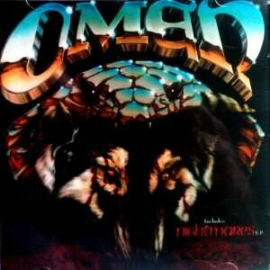 Omen – The Curse / Nightmares CD