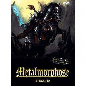 Metalmorphose – Odisseia DVD