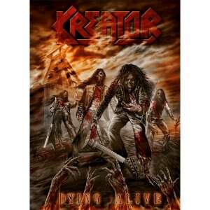 Kreator – Dying Alive DVD