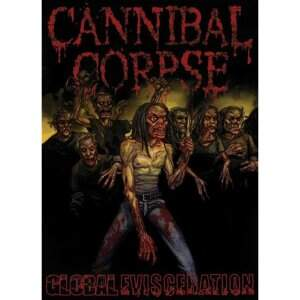 Cannibal Corpse – Global Evisceration DVD
