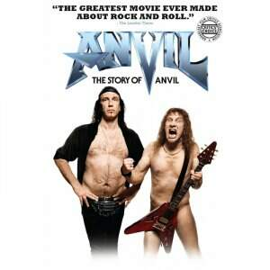 Anvil – The Story of Anvil DVD