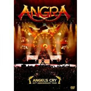 Angra – Angels Cry – 20th Anniversary Tour DVD
