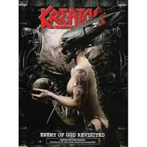 Kreator – Enemy of God Revisited DVD