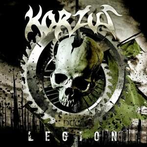 Korzus – Legion CD