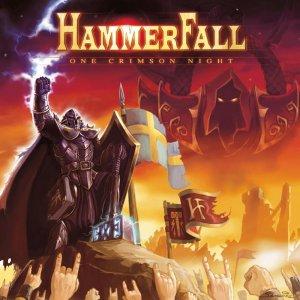 Hammerfall – One Crimson Night CD