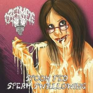 Creampie – Spoon Fed Sperm Swallowing CD