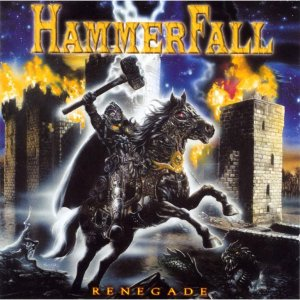 Hammerfall – Renegade CD