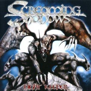 Screaming Shadows – Night Keeper CD