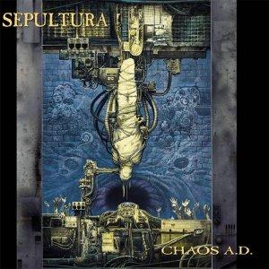 Sepultura – Chaos A.D CD