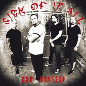 Sick Of It All – Nonstop CD