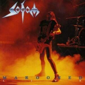 Sodom – Marooned Live CD