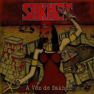 Sakhet – A Voz De Sakhet  CD