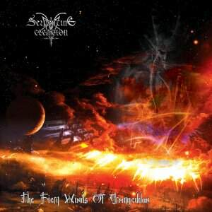 Serpentine Creation – The Fiery Winds Of Armageddon CD