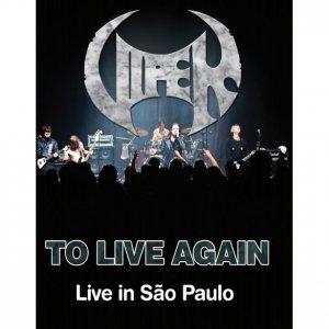 Viper – To Live Again – Live In São Paulo DVD