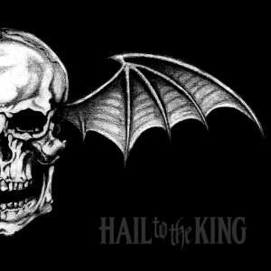 Avenged Sevenfold – Hail to The King CD