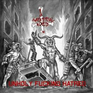 Sacrificial Blood – Unholy Fucking Hatred CD