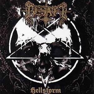 Besatt – Hellstorm CD