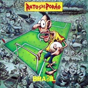 Ratos De Porão – Brasil CD