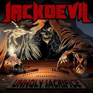 Jackdevil – Unholy Sacrifice CD
