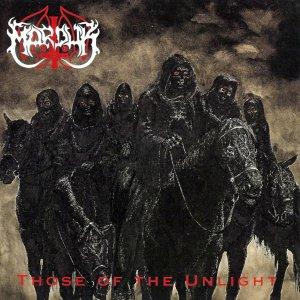 Marduk – Those Of The Unlight  CD