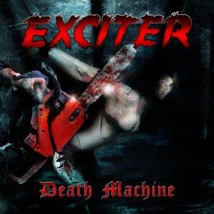 Exciter – Death Machine CD