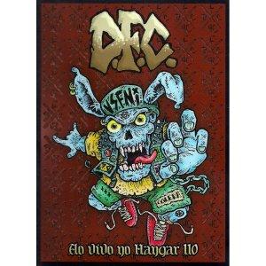 D.F.C – Ao Vivo No Hangar 110 DVD
