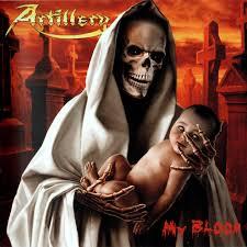 Artillery – My Blood CD