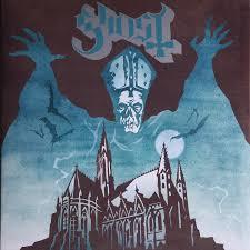 Ghost – Opus Eponymous CD