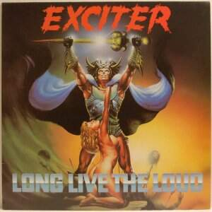 Exciter – Long Live The Loud CD