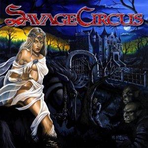 Savage Circus – Dreamland Manor (imp.) CD