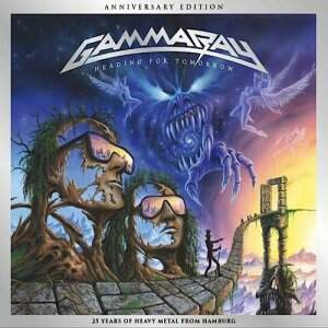 Gamma Ray – Heading For Tomorrow (Anniversary Edition) CD