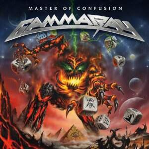 Gamma Ray – Master of Confusion CD