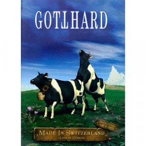 Gotthard – Made In Switzerland – Live In Zurich DVD