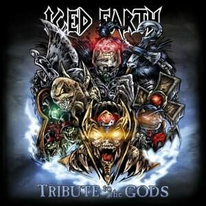 Iced Earth – Tribute to the Gods CD