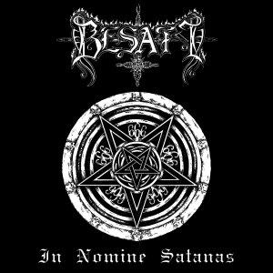Besatt – In Nomine Satanas CD