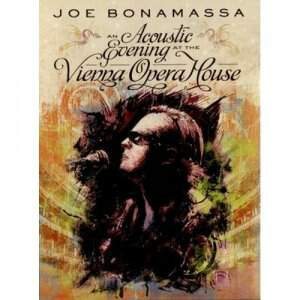 Joe Bonamassa – An Acoustic Evening At The Vienna Opera House DVD