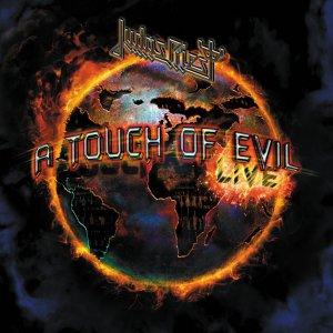 Judas Priest – A Touch Of Evil Live CD